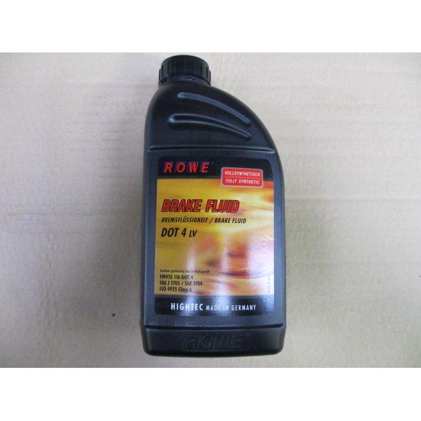 Hightec Brake fluid DOT 4 LV / 1 L