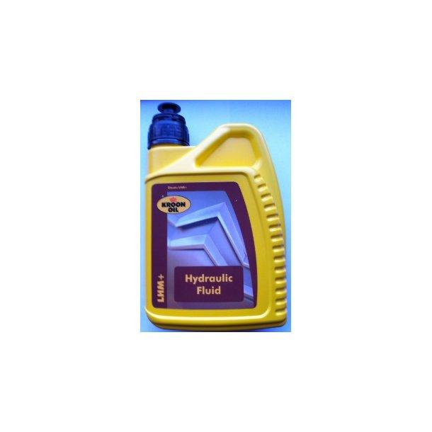 Kroon Oil LHM+ (hydraulik olie)