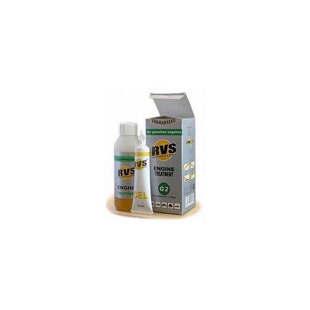 G2 RVS Technology© Treatment til BENZINMOTOR