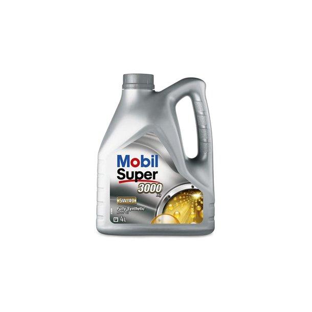 Mobil Super 3000 5w-40 / 5 liter