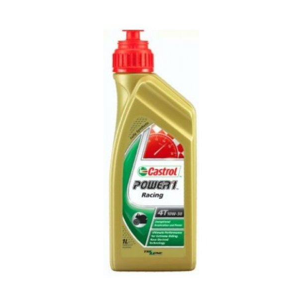 Castrol Power1 RS 4T Racing 10w-50 / 1 liter